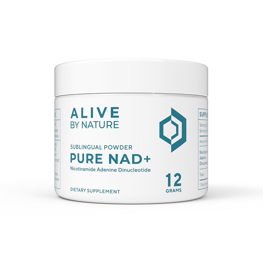 PURE NAD Powder 1